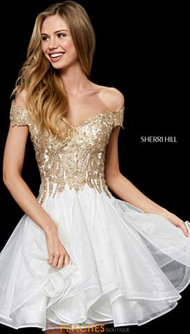 Sherri Hill Short 52239