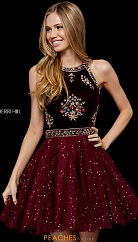 Sherri Hill Short 52263