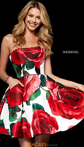 Sherri Hill Short 52267