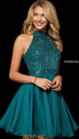 Sherri Hill Short 52281