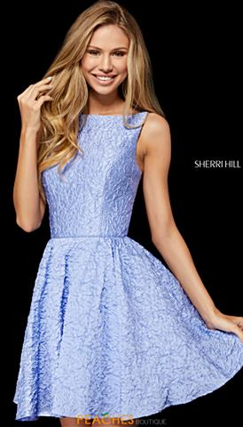 Sherri Hill Short Prom Dresses  837940011