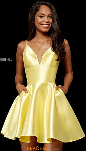 Sherri Hill Short 52379