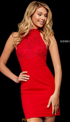 Sherri Hill Short 52387