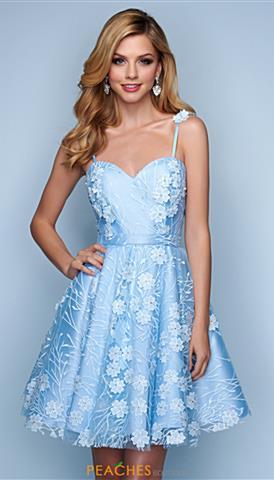 Blue Prom Dresses Peaches Boutique