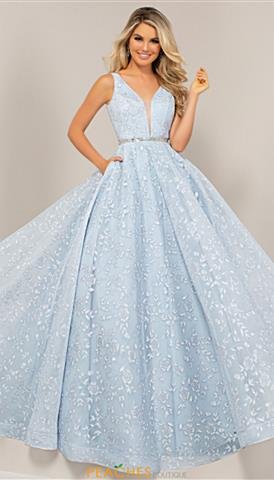 582c66b682 Tiffany 16325. Quickview. Pale Blue  Pale Mint  Pale Mint  Pale Pink.  Tiffany Dress ...