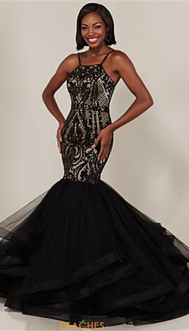 df58efb2ed Black Prom Dresses