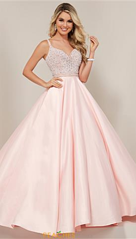 Pretty in Pink Prom Dress