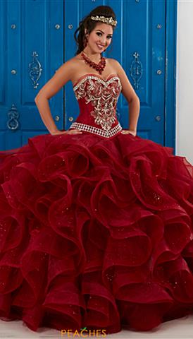 Tiffany Quinceanera 24047