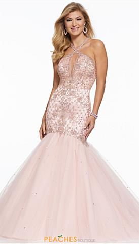 6d690985a5 Mermaid Prom Dresses | Peaches Boutique