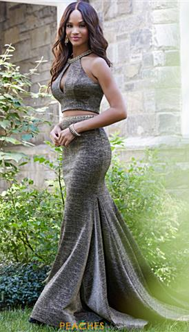 Two Piece Prom Dresses d4cb26d48706