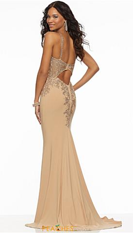 Fitted Prom Dresses Peaches Boutique