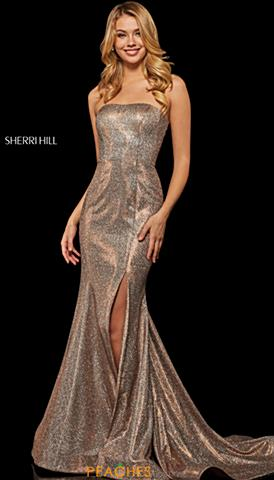 66eedb869e Sherri Hill Dress 52476  698 Quickview. Sherri Hill 52954