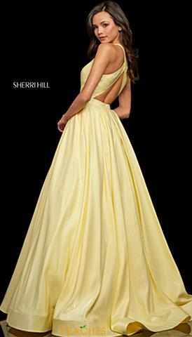 95d48490e4 Sherri Hill Dress 52459  650 Quickview. Sherri Hill 52958. Quickview. Yellow  ...