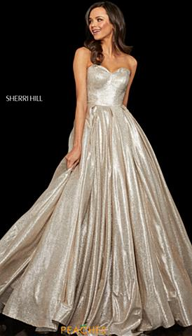 4fe223b99e77 Sherri Hill Dresses | Peaches Boutique