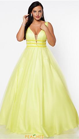7c3cf60b56 Yellow Prom Dresses