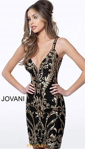 58a14fe5a6 Jovani Short Prom Dresses | Peaches Boutique