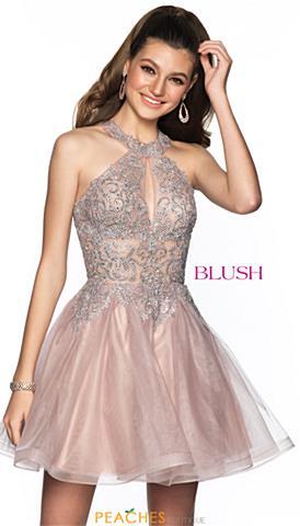 b1a16b2a8874 Blush Prom Dresses | Peaches Boutique