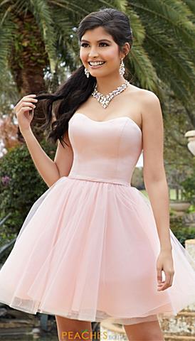 Short Prom Dresses Peaches Boutique