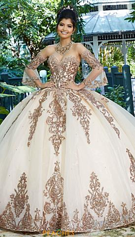 17cedab033 Quintessential Quinceanera Dresses | Peaches Boutique