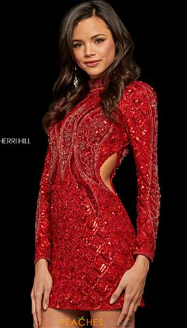 Sherri Hill Short 52147