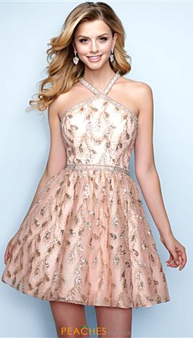 Rose Gold Dresses