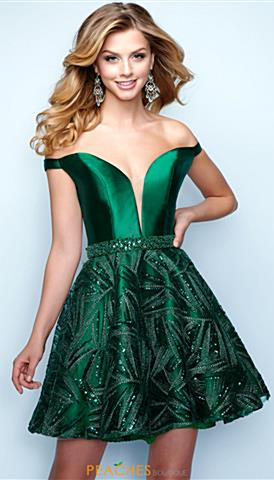 b589e61f1cf60 Green Prom Dresses and Green Homecoming Dresses 2019