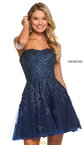 7760acfc1152 Strapless Prom Dresses, Gowns & Strapless Homecoming Dresses
