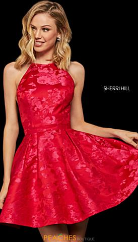 Sherri Hill Short 52967