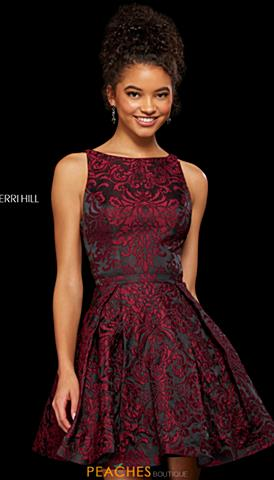 Sherri Hill Short 52982