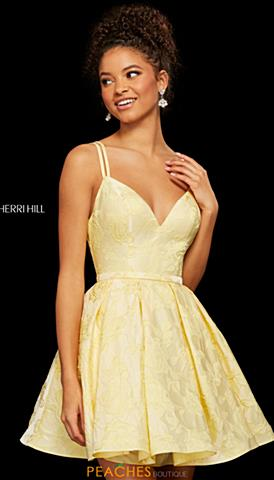 9f2d469ba1ca Yellow Prom Dresses | Peaches Boutique