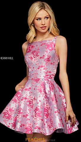 Sherri Hill Short 53021