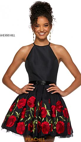 Sherri Hill Short 53023
