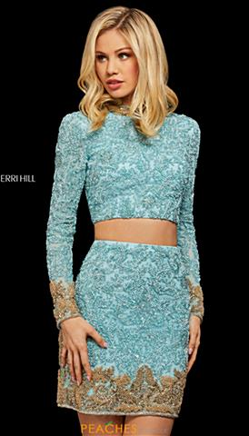Sherri Hill Short 53059