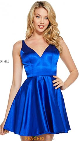 Sherri Hill Short 53081