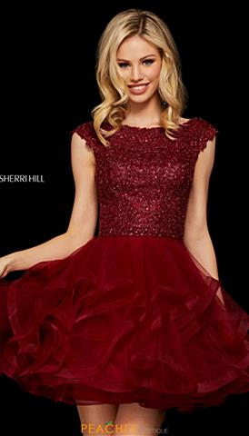 Sherri Hill Short 53109
