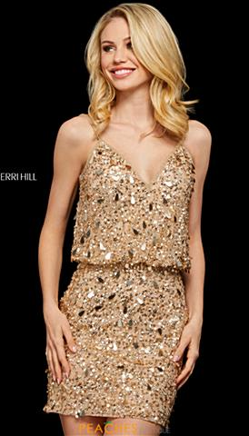 Sherri Hill Short 53148