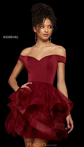 Sherri Hill Short 53180