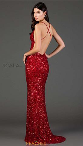 6ac6578eb2a Scala Prom Dresses | Peaches Boutique